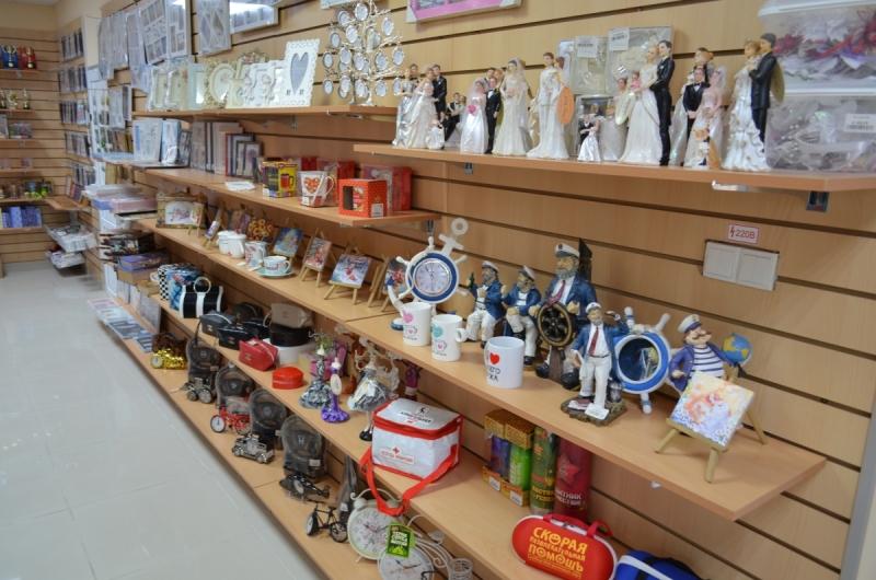 Подарки и сувениры в ярославле 118